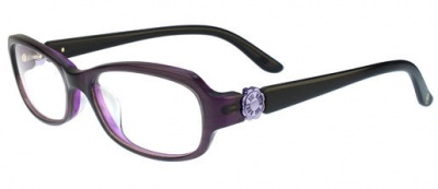 Anna Sui AS 542 Purple Havana