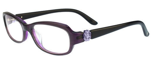 Anna Sui AS 542 Purple Havana