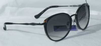 Anna Sui Sunglasses AS 857 001 Black Havana