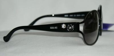 Anna Sui Sunglasses AS 867 001 Black