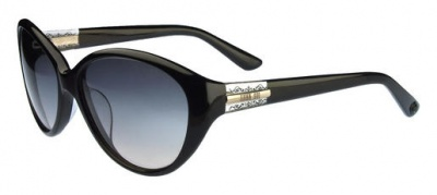Anna Sui Sunglasses AS 856 001 Black