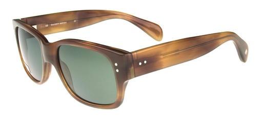 Hackett Sunglasses HSB 820 14P Brown Horn
