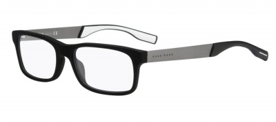 Hugo Boss 0550 Matte Black