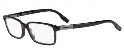 Hugo Boss 0604 Dark Havana