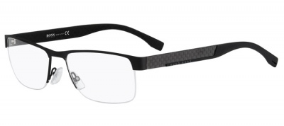 Hugo Boss 0644 Matte Black Carbon