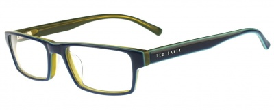 Ted Baker Hideout 8077 Navy Green