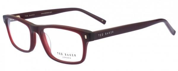 Ted Baker Oscar 8081 Matt Burgundy