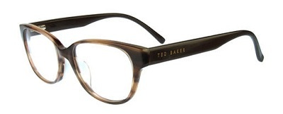 Ted Baker Cherrytree 9053 Dark Brown