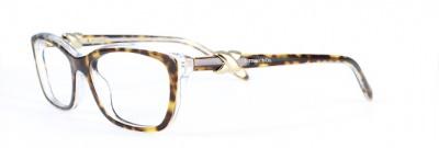 Tiffany & Co 2074 8155 52 Havana Transparent