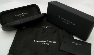 Christian Lacroix Large Glasses Case