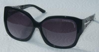 Christian Lacroix Sunglasses CL 5004 001 Noir