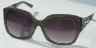 Christian Lacroix Sunglasses CL 5004 500 Kaki