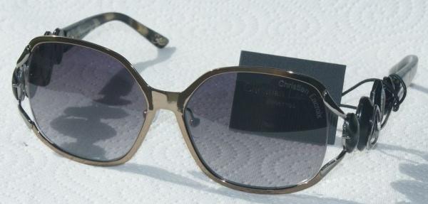 Christian Lacroix Sunglasses CL 9001 402 Dore Gun CLaire