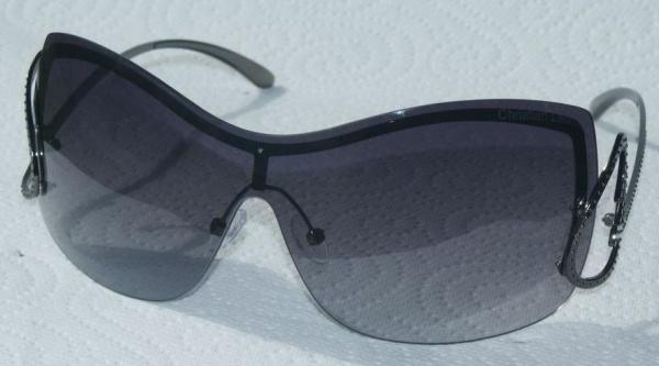 Christian Lacroix Sunglasses CL 9004 900 Gun Fonce