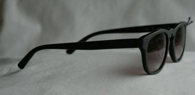 Christian Lacroix Sunglasses CL 7003 001 Jais Mat