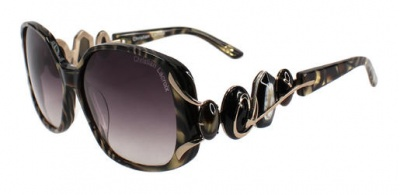 Christian Lacroix Sunglasses CL 5003 403 Dore Marble
