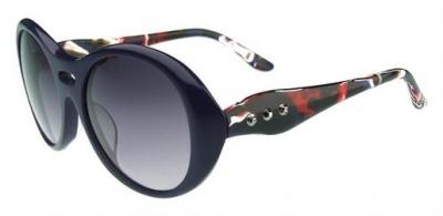 Christian Lacroix Sunglasses CL 5014 699 Marine Multi