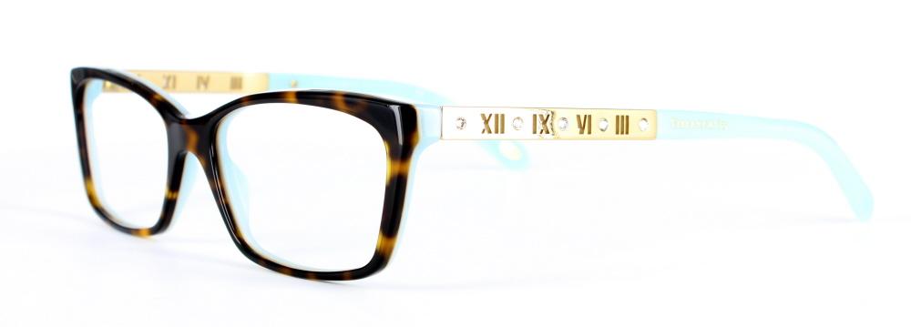 7a864cdc74eb Tiffany   Co glasses 2103B 8134 53 Havana Blue - DesignerFrames2u